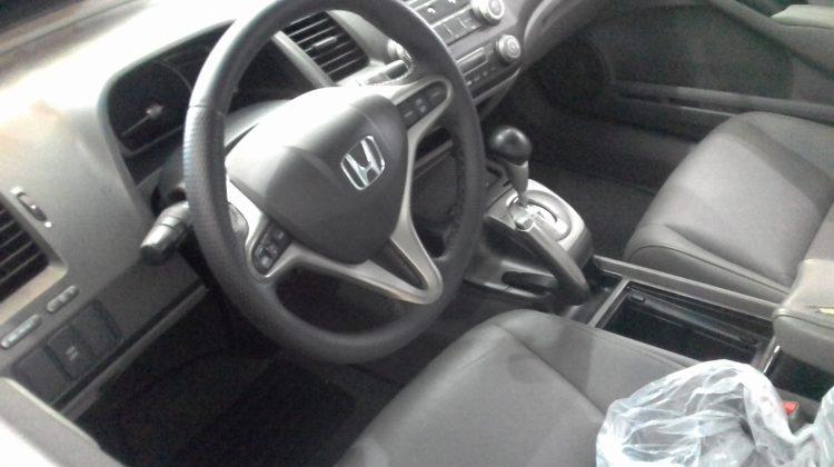 Civic EXS 1.8 – Automático – Top de linha
