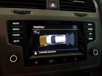 Volkswagen Golf 1.4 Tsi 2015 automatico