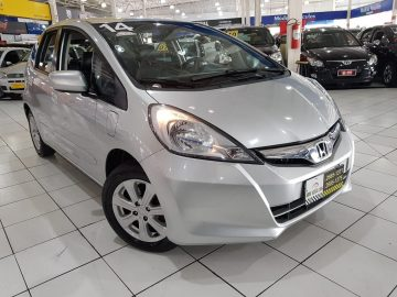 Honda Fit Lx 1.4 Flex 2014