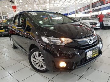 Honda Fit Lx 1.5 Flex 2015