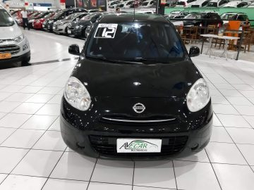 Nissan March 2012 1,0 S