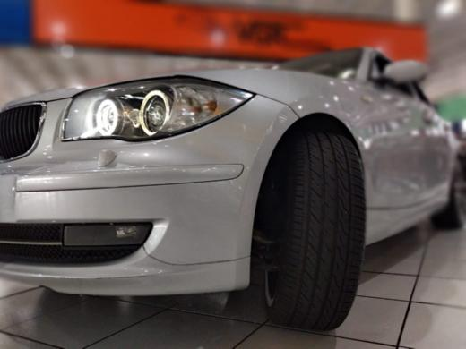 BMW 120i Prata Rodas Aro 20 2010