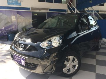 Nissan march 1.0 S 2018