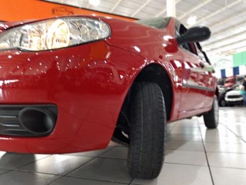 Palio Fire 1.0 Economy Flex Vermelho 2014