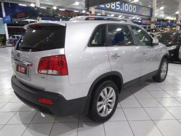 KIA SORENTO EX 3.5 V6 4WD TETO SOLAR 2013 * BAIXO KM