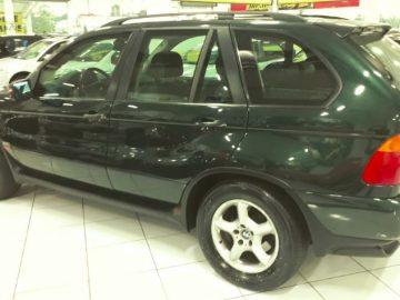 BMW X5 3.0 4X4 24V 4P AUTOMATICO BLINDADO 01/01