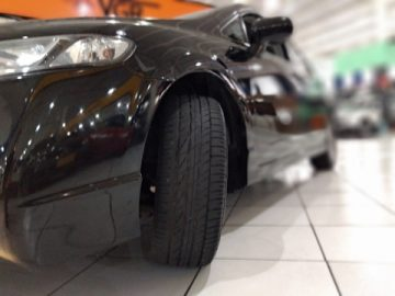 Civic LXS 1.8 Automático Preto 2010