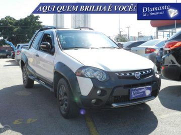 FIAT STRADA 1.8 MPI ADVENT CD 2P 2013