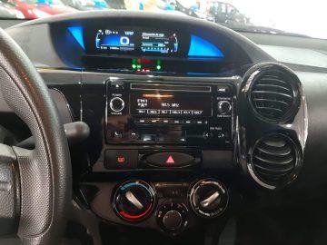 Toyota Etios X Sedan 1.5 AT Flex 2019