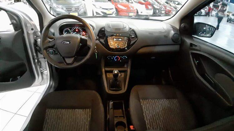 Ford Ka+ SE Sedan 1.5 Flex 2018