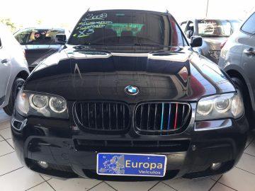 BMW X3 (MOTORSPORT) COMPLETA E MUITO NOVA