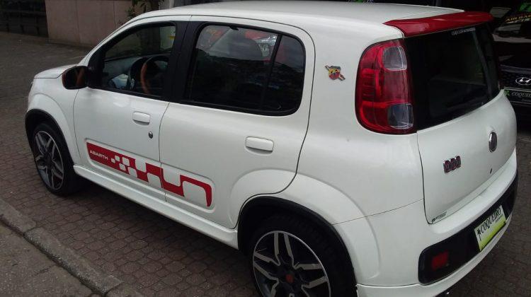FIAT/ UNO SPORTING 1.4 2012