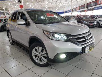 CR-V EXL AUTOMÁTICO