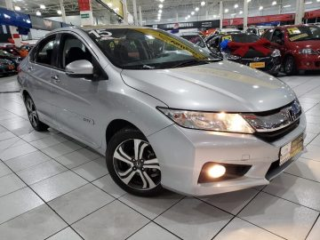 Honda City EX AT