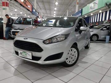 Ford New Fiesta S 1.5 Flex 2015
