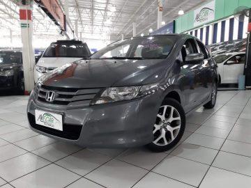 Honda City EX 1.5 Flex 2012