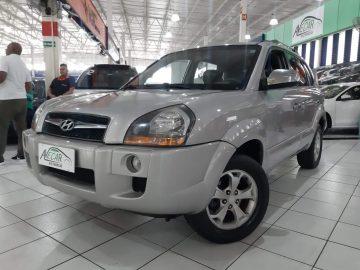 Hyundai Tucson GL 2.0 AT 2010
