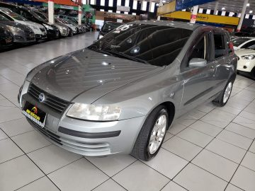 FIAT STILO 1.8 MPI 8V Flex 4P MANUAL 2005/2006