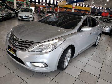 HYUNDAI AZERA 3.0 MPFI GLS V6 24V GASOLINA 4P AUTOMÁTICO 2011/2012