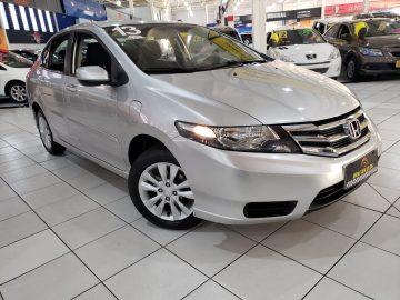 HONDA CITY – 2012/2013 1.5 LX 16V FLEX 4P MANUAL