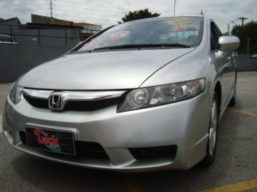 Honda Civic LXS 1.8 Flex!! 2009