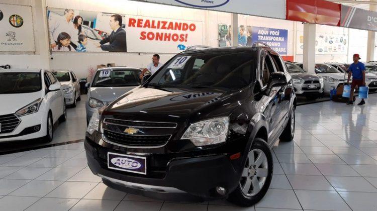 CAPTIVA 2010/2010 2.4 SFI ECOTEC FWD 16V AUTOMÁTICO