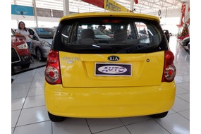 PICANTO 2008/2008 – 1.0 EX 12V FLEX 4P MANUAL