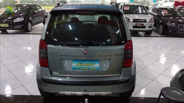 FIAT IDEA 2010/2010 – 1.4 MPI ELX 8V