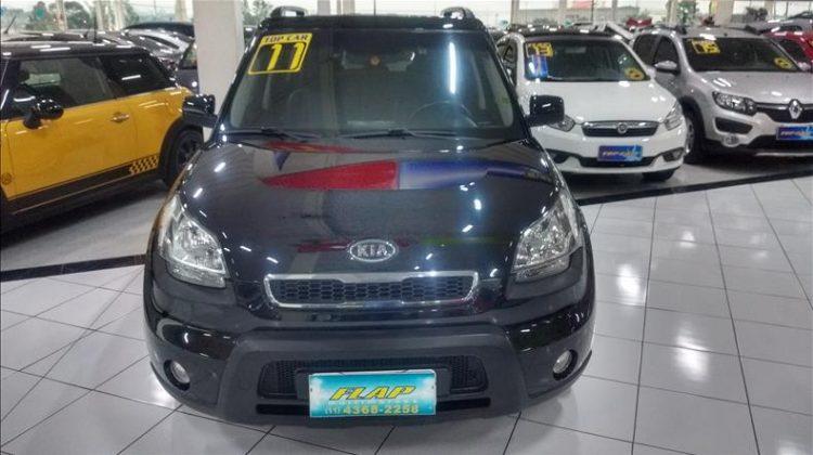 KIA SOUL – 2011 – 1.6 EX 16V AUTOMÁTICO