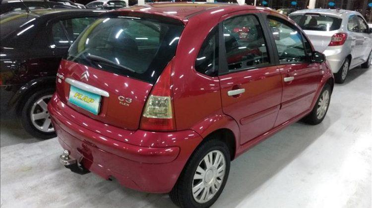 CITROËN C3 – 2011/2011 – 1.4 I Exclusive 8V