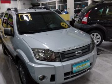 FORD ECOSPORT 2011 1.6 XLT Freestyle 8V