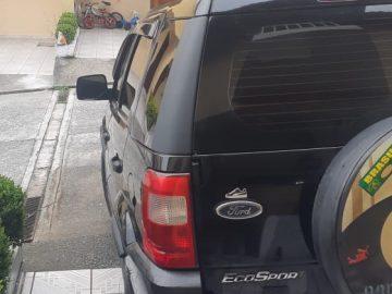 Ecosport XLS preta