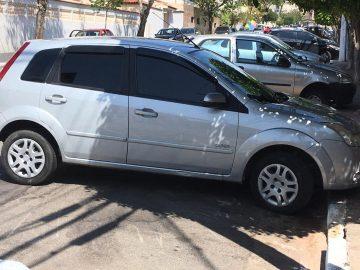 Fiesta hacht 1.0 2009 completo